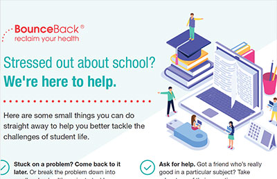 Bounceback Student Checklist
